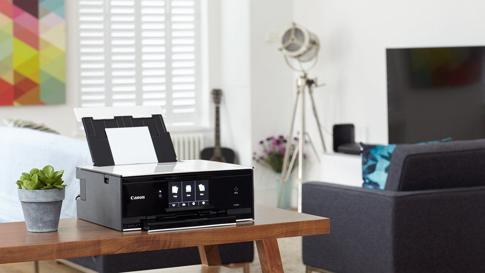 PIXMA TS9050 Series - Printers - Canon Europe